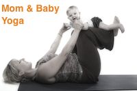 mom and baby yoga classes